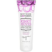 Not Your Mother's Kinky Moves Curl Defining Hair Cream, 4 fl oz