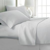 Bamboo Bed Sheets Set - Cal King, King, Queen, Full, Twin
