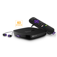Roku Premiere+ 4K HDR Ultra HD Streaming Media Player 4630R (2016 Model)
