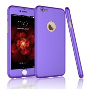 iPhone 6 Case, iPhone 6S Case, Tekcoo [T360 HY] Ultra Thin Full