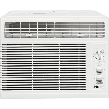 Haier 5,000 BTU Mechanical Air Conditioner,