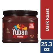 Yuban Dark Roast Ground Coffee, 25.3 oz Can