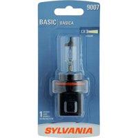 Sylvania 9007 Basic Headlight, Contains 1 Bulb