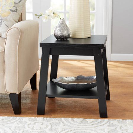 - Mainstays Logan Side Table, Multiple Finishes