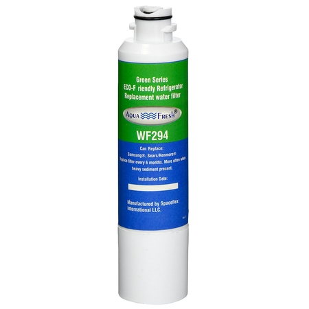 Replacement Water Filter For Samsung RF28HFEDBSG/AA Refrigerator Water Filter by Aqua Fresh