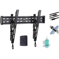 "ONN for 32"" to 70"" TVs,Tilting TV Wall Mount 8 Piece Kit"