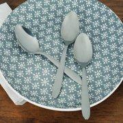 Mainstays Breck 3 Piece Stainless Steel Dinner Spoon Set