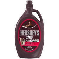 (3 Pack) Hershey's, Milk Chocolate Syrup, 48 oz