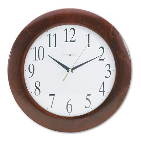 Howard Miller Corporate Wall Clock, 12-3/4