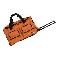 "Rockland Luggage 22"" Rolling Duffle Bag PRD322"