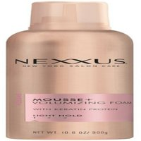 NEXXUS Volumizing Foam, Mousse Plus 10.60 oz (Pack of 2)