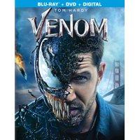 Venom (Blu-ray + DVD + Digital Copy)