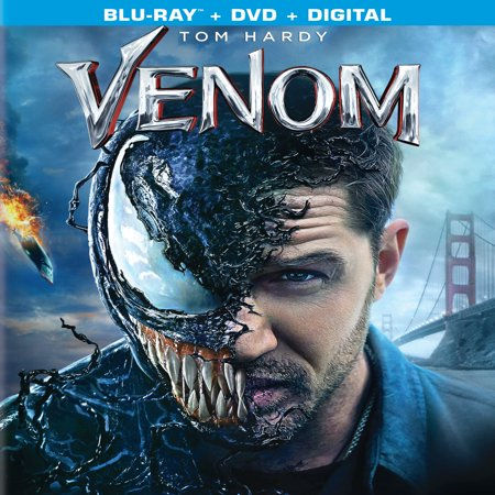 Venom (Blu-ray + DVD + Digital Copy) (Copy Users From One Domain To Another)