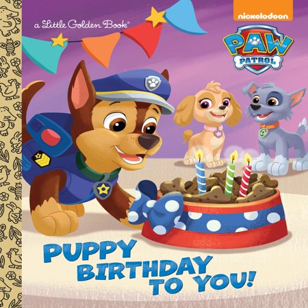 Puppy Birthday to You! (Paw Patrol) (Hardcover)](Paw Patrol Halloween Printables)