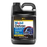 Mobil Mobil Delvac 15W-40 Heavy Duty Diesel Oil, 2.5 gal.