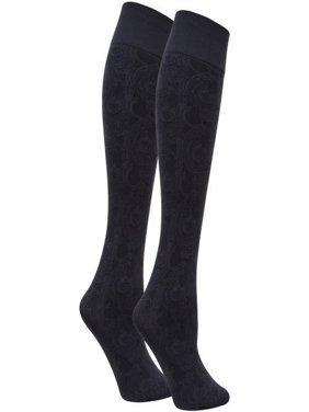 Women's Fashion Fit Trouser Socks 2 Pack