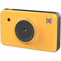 KODAK Mini Shot Instant Camera - Yellow