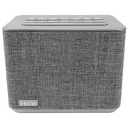 iHome iBT232 Desktop Clock Radio - Stereo - 2 x Alarm - FM - USB