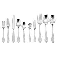 Cuisinart 45 Piece Aeris Flatware Set, Stainless Steel