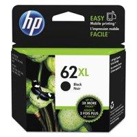 HP 62XL Black High Yield Original Ink Cartridge (C2P05AN)