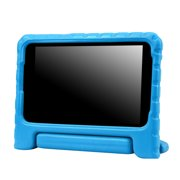 HDE Kids Case for Samsung Galaxy Tab E Lite 7 and Galaxy Tab 3 Lite 7.0 - Shockproof Kid Friendly Protective Handle Cover Stand (Blue)