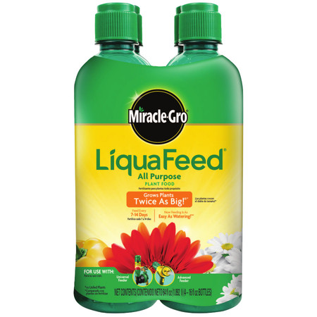 LiquaFeed All Purpose Plant Food Refills (Best Planted Tank Fertilizer)