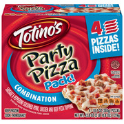 Totino's Combination Party Pizza Pack!, 42.8 oz