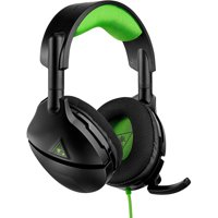 Turtle Beach Stealth 300 Amplified Gaming Headset for Xbox One, PS4, PC, Mobile (Black)