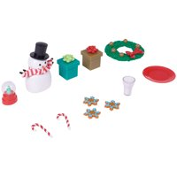 My life as 12-piece holiday decorations play set, designed for age 5 and up