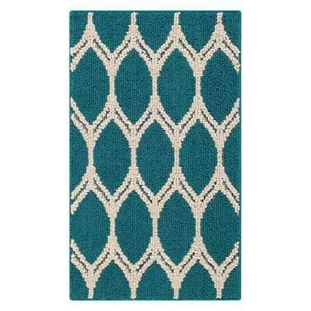 Mainstays Sheridan Ogee Area Rug Or Runner Multiple Sizes And