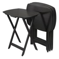 Product Image Winsome Oversize Single Tv Tables Espresso Set Of 4