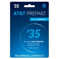 AT&T PREPAID℠ $35 (Email Delivery)
