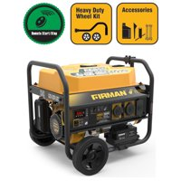Firman P03608 4550/3650 Watt Gas Remote Start Generator, CARB