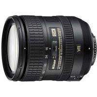 Nikon Nikkor 16-85mm Zoom Lens features VR Image Stabilzation; f/3.5-5.6, AF-S (#2178)