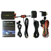 Vehicle Car GPS Tracker Tk103b with Remote Control Pc Version Software Google Maps Link Real Time Tracking App Scanner
