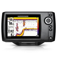 Humminbird Helix 5 Sonar G2 410190-1 Fish Finder System with DualBeam PLUS Technology