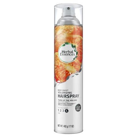 Herbal Essences Body Envy Volumizing Hairspray with Citrus Essences, 17