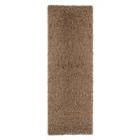 Sweet Home Stores Cozy Shag Collection Solid Soft Shaggy Indoor Area or Runner Rug