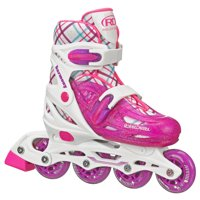 Roller Derby Girls Inline - Adjustable Sizes 3-6