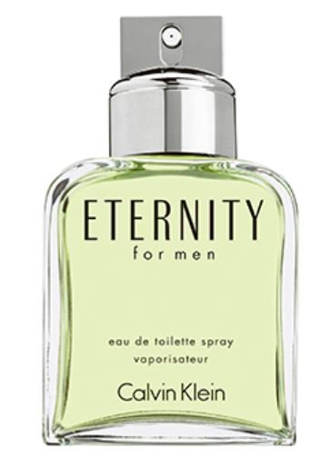 Calvin Klein Eternity Cologne for Men, 3.4 (Eternity Crystal)