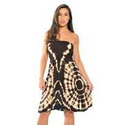 fcd392d2700 Riviera Sun Strapless Tube Short Dress   Summer Dresses