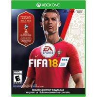 FIFA 18, Electronic Arts, Xbox One, 014633735260
