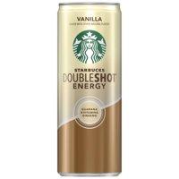 Starbucks Doubleshot Energy Vanilla Flavor Coffee Drink, 11 Fl. Oz., 4 Count