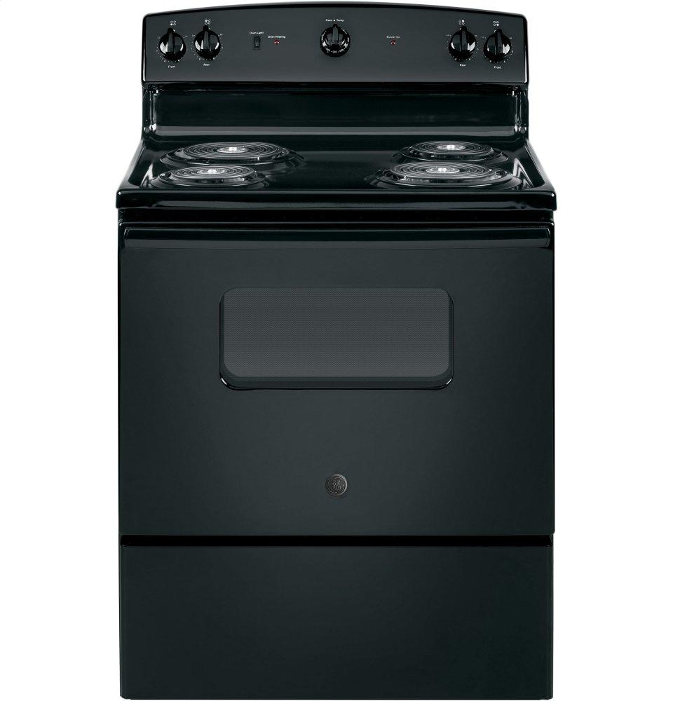 GE Appliances JBS160DMBB, Coil Top, Black