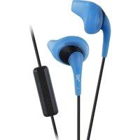 JVC America HA-ENR15 GumySport Headphones with Smartphone Mic