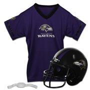 f61c0339f Franklin Sports NFL Team Licensed Helmet Jersey Set