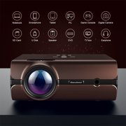 Excelvan BL46 Android 6.0 Multimedia LCD Projector 1G RAM 8G ROM Support Bluetooth - Best Reviews Guide
