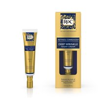 RoC Retinol Correxion Deep Wrinkle Anti-Aging Night Face Cream, 1 oz