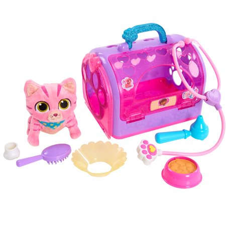 Doc McStuffins Pet Rescue On-the-Go Carrier - Whispers](Doc Stuffin)