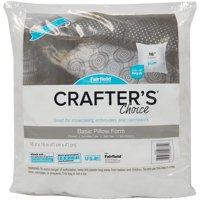 """Fairfield Crafter's Choice Pillow Insert-16""""X16"""""""